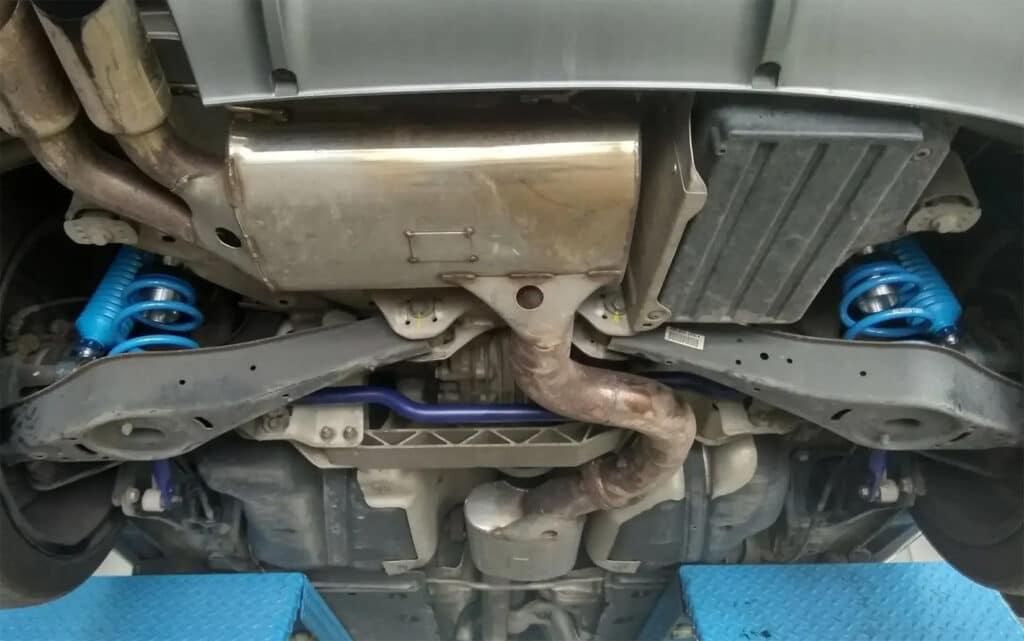 Service VW Audi Seat Skoda Αμορτισέρ