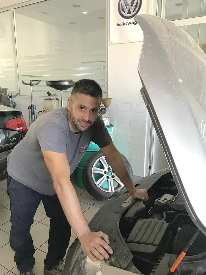 Service VW Audi Seat Skoda