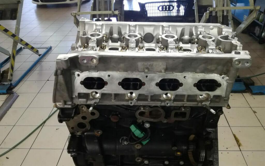 Επισκευή κινητήρα VW Audi Seat Skoda