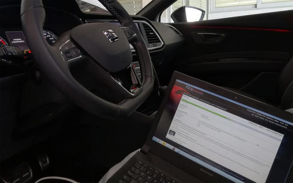 Συνεργείο VW Audi Seat Skoda apr tuning